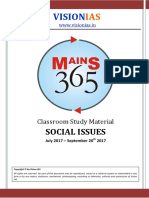 Social Issues July Sep Eng