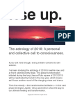 2018 Astro Forecast by Allison Rae