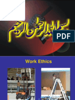 Work Ethics-urdu