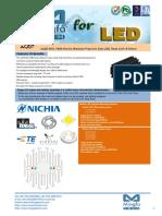 eLED-NIC-7080 Nichia Modular Passive Star LED Heat Sink Φ70mm.pdf