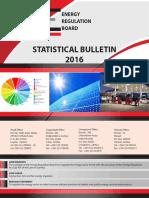 Stat Bullet 2016