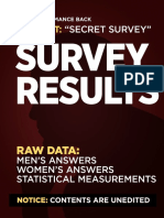 Survey Results Raw Data