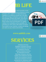 Online Ambulance Directory-AMB Life