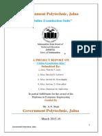 Online Examination Suite 1