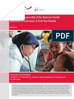 Policy Brief GIZ SPP Financial Sustainability of Indonesian Health Insurance