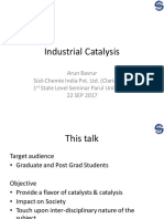Industrial Catalyst