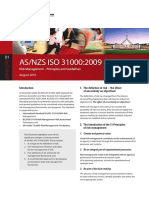 Risk Management - Fact Sheet (ISO31000-2009).pdf