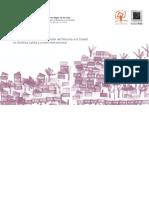 Plataforma Global Por El Derecho a La Ciudad Avanzando en La Implementacic3b3n Del Derecho a La Ciudad en Amc3a9rica Latina y a Nivel Internacional