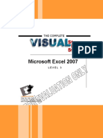 Excel07 Sample