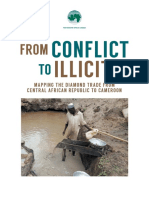 2016 Dec From Conflict to Illicit Mapping the Diamond Trade From Central African Republic to Cameroon