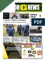Region G News December Issue