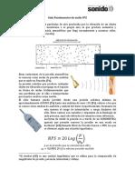 Guía Fundamentos de audio Nº2 completa