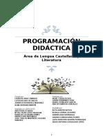 Programación Lengua