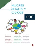 Valores Sociales y Cívicos - Trabajo Grupal