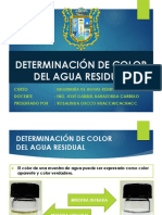 determinacion de color en agua residual expocicon final.pptx