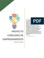 Anteproyecto Concurso de Emprendimiento (1)