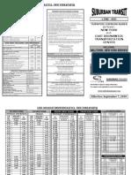 TCC schedule eff. 9-7-2010