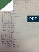 Prueba Semana Nº 3 matematica