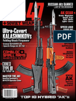 The AK-47 & Soviet Weapons 2015
