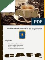 CAFÉ Diapositivas