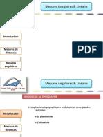 3eme Chap Mesures Angulaires Et Lini Aires