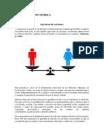 Equidad de Género