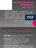 Tajuk 9-Multimedia Interaktif