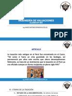 Valuaciones Clases 03