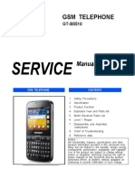 Samsung Gt-b5510 Service Manual