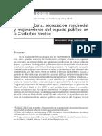 Degradación. Pobreza urbana, segregación residencial y mejoramiento del espacio público en la Ciudad de México.pdf
