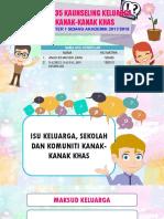 Ppk 435 Kaunseling Keluarga Kanak-kanak Khas (1)