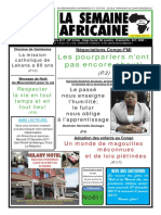 seamine africaine n°3753