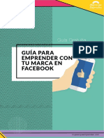 Arg - Guía Para Emprender Con Tu Marca en Facebook