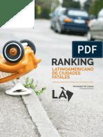 Incluyen a Puebla entre las 100 ciudades más fatales de América Latina