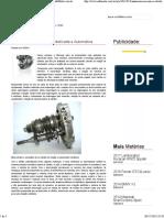Transmissão Mecânica, Robotizada e Automática