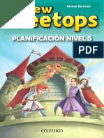 Planificacion New Treetops 5
