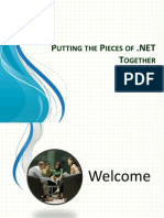 Major Components of Dot NET