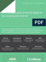GOintegro [XYZ Superando La Brecha Digital en La Comunicacion Interna]