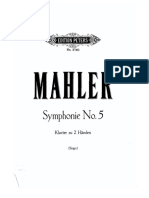 Mahler-Symphony No.5 1 Piano