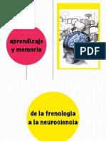 Aprendizaje y Memoria 2da.sesion