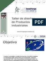 taller de diseño de productos industriales
