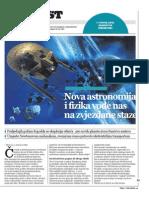 Nova astronomija, nova kozmologija i nova fizika
