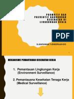 Promotif dan preventif gangguan kesehatan di lingkungan .ppt