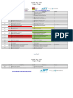 Level III 2017 2018 Program Changes by IFT