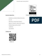 Confirmación de Registro Trayectorias GDL 2017
