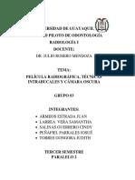 Radiologia Grupo 3