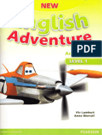 Muestra New English Adventure 1 Activity