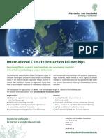 Information Sheet_International Climate Protection Fellowships