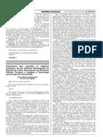 Ordenanza que aprueba el régimen tributario de los Arbitrios Municipales de Barrido de Calles Recolección de Residuos Sólidos Parques y Jardines y Serenazgo para el ejercicio fiscal 2018