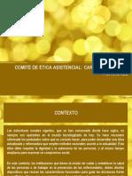2. Comité de Ética Asistencial.ppt